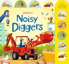 'Noisy diggers' book cover