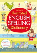 Illustrated English spelling dictionary