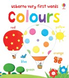'Very first words colours' book cover