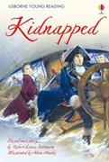 'Kidnapped' book cover