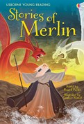 'Stories of Merlin' book cover