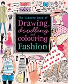 'Drawing, doodling and colouring: Fashion' book cover