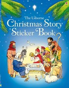 Christmas Story sticker book