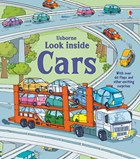 'Look inside cars' book cover