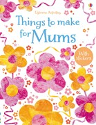 'Things to make for mums' book cover