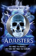 'The Adjusters' book cover