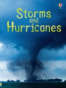 'Storms and hurricanes' book cover