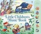 'Little children's music book with musical sounds' book cover