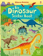 Big dinosaur sticker book