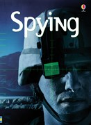 'Spying' book cover