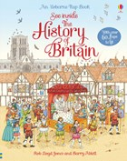 'See inside the history of Britain' book cover