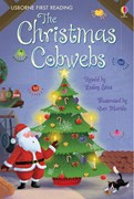 'The Christmas cobwebs' book cover