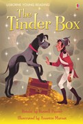 'The tinder box' book cover