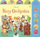 'Noisy orchestra' book cover