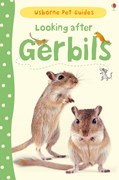 'Looking after gerbils' book cover