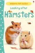 'Looking after hamsters' book cover