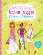 'Fashion designer summer collection' book cover