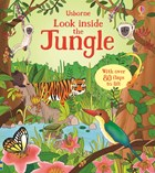 'Look inside the jungle' book cover