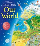 'Look inside our world' book cover