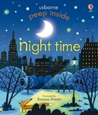 'Peep inside night time' book cover