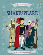 'Sticker Dressing Shakespeare' book cover