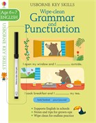 'Wipe-clean grammar and punctuation 6-7' book cover
