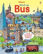 'Wind-up bus book with slot-together tracks' book cover