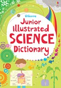 'Junior illustrated science dictionary' book cover