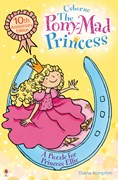 'A Puzzle for Princess Ellie' book cover