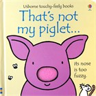 'That's not my piglet...' book cover