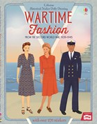 'Wartime fashion' book cover