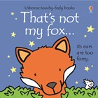 'That's not my fox...' book cover