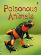 'Poisonous animals' book cover
