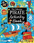 'Pirate activity book' book cover
