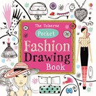 'Pocket fashion drawing book' book cover