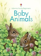 'Baby animals' book cover