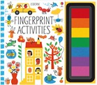 'Fingerprint activities' book cover