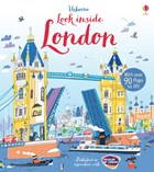 'Look inside London' book cover
