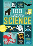 '100 things to know about science' book cover