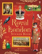 Royal London sticker book