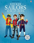 'Sticker sailors and seafarers' book cover