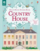 'Doll's house sticker book: Country house' book cover