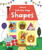 'Lift-the-flap shapes' book cover