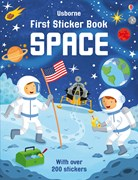 'Space' book cover