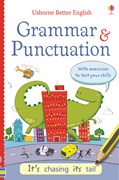 'Grammar and punctuation' book cover