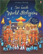 'See inside world religions' book cover