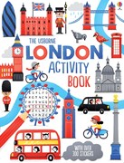 'London activity book' book cover