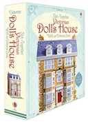 'Slot-together Victorian doll's house' book cover