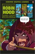 'The Adventures of Robin Hood' book cover