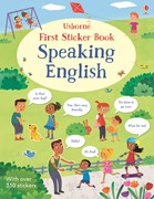 'Speaking English' book cover